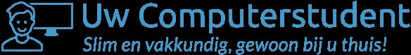 Uw Computerstudent - Computerhulp aan Huis