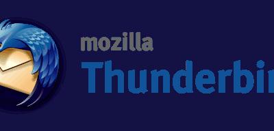 Thunderbird, een goed alternatief voor Windows Live Mail