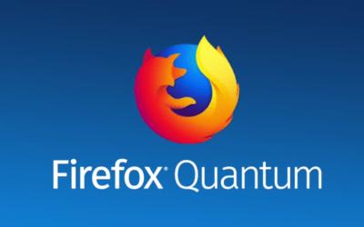 Sneller internetten met nieuwe Firefox Quantum