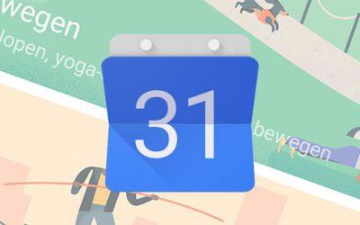 Uw Google Agenda delen met familie in drie eenvoudige stappen