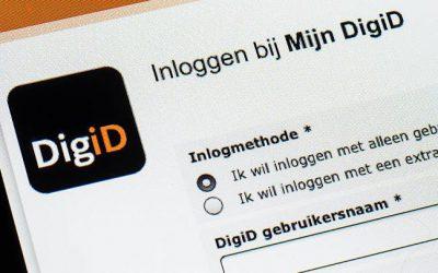 Pas op! Valse e-mail in omloop van MijnOverheid.nl