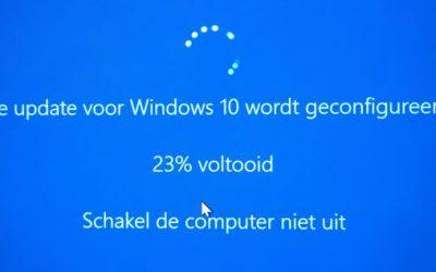 Hoe de Windows Oktober Update een November Update werd en wanneer u hem kunt verwachten