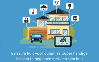 Een slim huis voor dummies: super handige tips om te beginnen met een slim huis