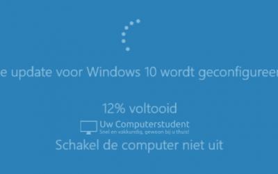 Windows 10 lente update: gaat u hem gelijk installeren of wacht u even?