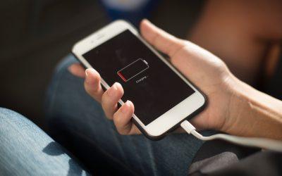 Zo doet u langer met de batterij van uw smartphone