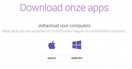Werkt perfect met Windows en macOS
