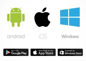 Een voorbeeld van software zijn apps: u kunt ze installeren op uw computer.