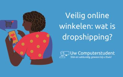 Veilig online winkelen: wat is dropshipping?