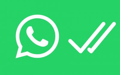 Wat betekenen de vinkjes bij Whatsapp?